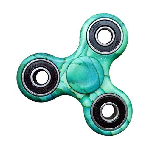 Preisvergleich Produktbild Saingace Fidget Spinner Dreieck Einzelfinger Dekompression Gyro Hand Spinner Fingerspitzen Gyro