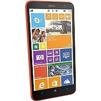"Nokia Lumia 1320 SIM única 4G 8GB Naranja - Smartphone (15,2 cm (6""), 8 GB, 5 MP, Windows Phone, 8, Naranja)"
