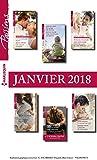 12 romans Passions + 1 gratuit (nº695 à 700 - Janvier 2018)