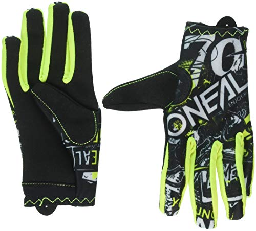 O\'Neill MATRIX Youth Glove ATTACK black/hi-viz XL/7