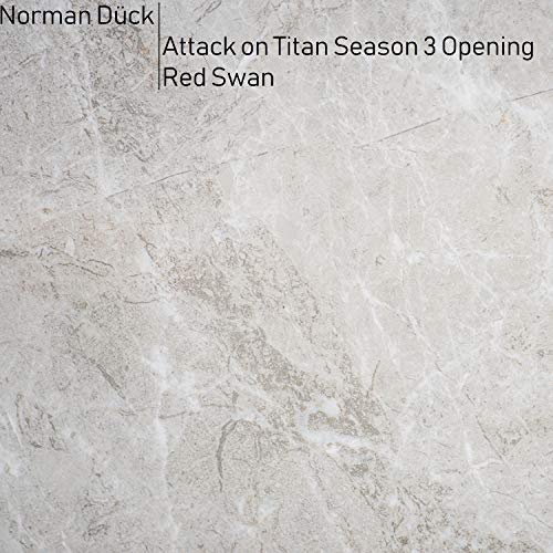 Red Swan - 'Attack on Titan Season 3 Opening Theme' Red Swan