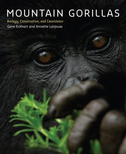 Mountain Gorillas: Biology, Conservation, and Coexistence by Eckhart, Gene, Lanjouw, Annette (December 4, 2008) Hardcover