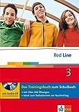 Red Line 3 - Das Trainingsbuch: 3. Lernjahr, passend zum Lehrwerk