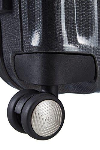 Samsonite LITE-CUBE SPINNER 55/20 Koffer, 36.5 Liter, Graphit - 5