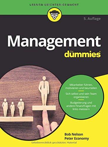 Management für Dummies - Management Dummies Für