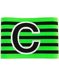 Stanno Capitán ajustable–Neon Green, verde neón