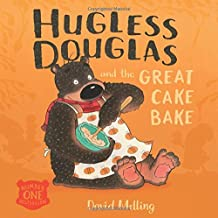 Hugless Douglas and the Great Cake Bake: Board Book