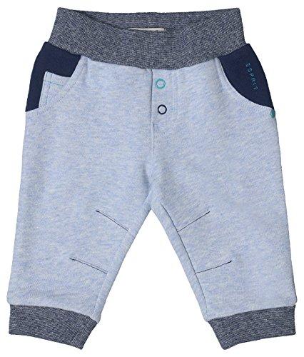 ESPRIT KIDS Baby-Jungen Jogginghose RL2305202, Blau (Light Heather Blue 406), 62 Preisvergleich