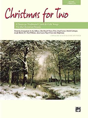 Christmas for Two: 8 Duets on Traditional Carols and Folk Songs