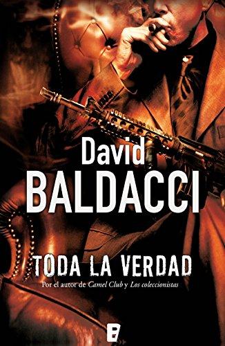 Toda la verdad - David Baldacci 519DzR69oqL