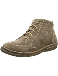 Josef Seibel Chance Combat Boots Mens Brown Size: 5.5 (39 EU)