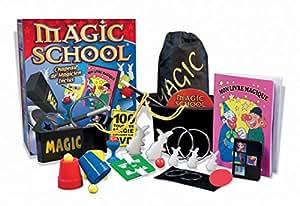 Oid Magic - 100 D - Déguisements et Imitations - Magic School +100 Tours + DVD