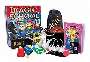 O.I.D. Oid Magic Magic School - Juego de Magia con DVD (más de 100 Trucos) Importado de Francia