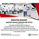 Hindustan Wellness Swastha Bharat Master Health Checkup(90 Tests) (Voucher Code delivered through email in 2 hours after order confirmation)