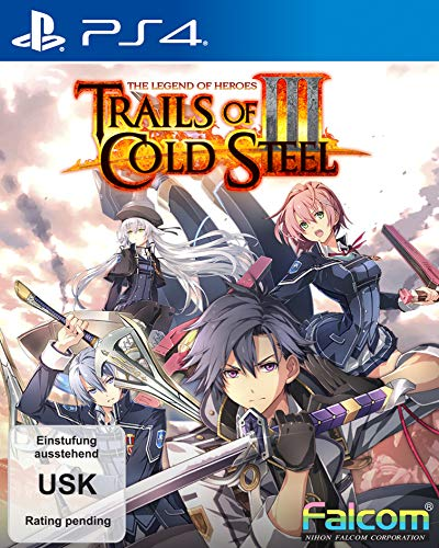 The Legend of Heroes: Trails of Cold Steel III Day One Edition (PS4)