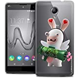 Caseink Case for Wiko Robby The Lapins Crétins® [Official