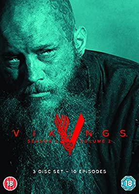 Vikings: Season 4 - Volume 2 [DVD]