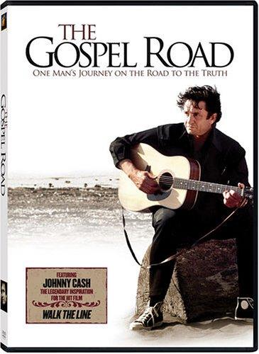 CASH, Johnny The Gospel Road (1) Movie/Spielfilm
