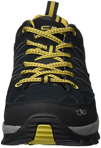 CMP  Rigel, Chaussures de trekking et randonnée homme Grau (antracite-zolfo 516q)