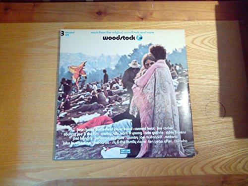 Woodstock - Music From The Original Soundtrack And More [Vinyl LP record] [Schallplatte] (Vinyl-schallplatten Original)
