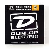 Dunlop jeux de cordes pour guitares électriques elec lt top heavy bottom 9 46