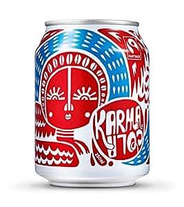 Karma Cola, Organic & Fairtrade, (24x250ml)