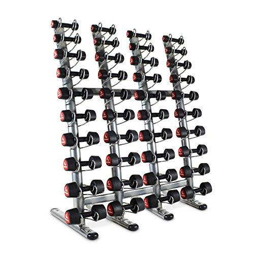 Bodymax 20 Pair Studio Dumbbell Rack