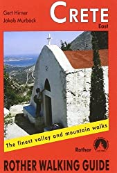 CRETE EAST THE FINEST VALLEY AND MOUNTAIN WALKS - ROTH.E4822 BY (HIRNER, GERT) PAPERBACK