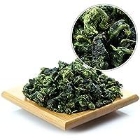 GOARTEA 250g (8.8 Oz) Premium Organic High Mountain Fujian Anxi Tie Guan Yin Tieguanyin * Iron Goddess Chinese Oolong Tea