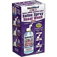 Preisvergleich für Neilmed Nasa Mist All-in-one Saline Spray - Nasal, Nebenhöhle, Allergie 177ml