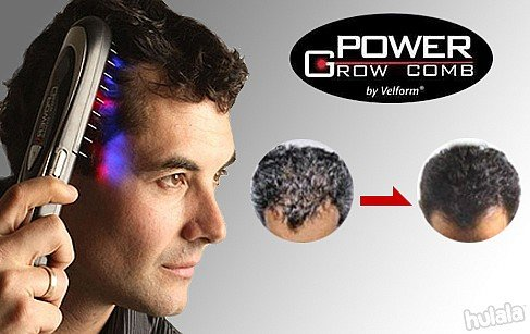 Power-Grow-Laser-Comb-Kit-Regrow-Hair-Loss-Therapy-Cure-Promotes-the-Appearance-of-New-Hair-with-Manicure-Set-FHL-13281