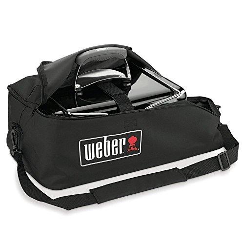 Weber Tasche Taske Go Anywhere, schwarz, 90 x 45 x 30 cm, 7160