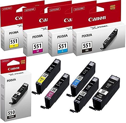 Canon CABUNDLE25 Cartouche d'Encre Multipack