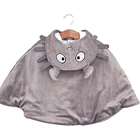 bebé Cloak Mantón Baby Blankets doce constelaciones bebé Cloak Gris Scorpio