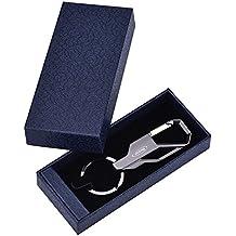 Mudder Auto Keychain Schlüsselring Schlüsselanhänger für Männer