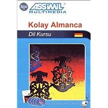 Kolay Almanca (1 livre + coffret de 4 CD) (en turc)