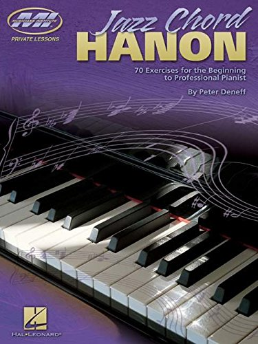 Jazz chord hanon piano (Musicians Institute)