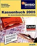 WISO Kassenbuch 2005