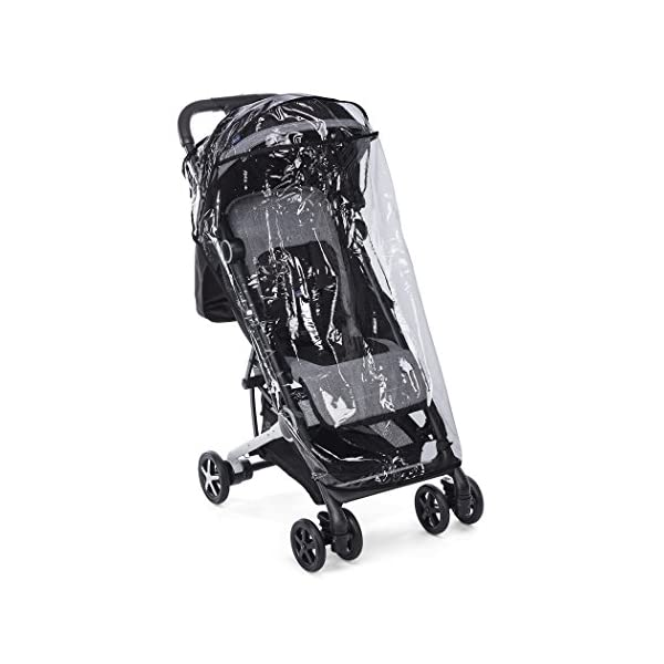Chicco Mini.Mo Super Compact from Birth Stroller, Paprika Chicco Extremely compact when folded & lightweight Suitable from birth comfortable padded seat unit Travel bag & rain cover included 2