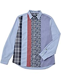 chemise desigual 67c12b4 joya 4 bleu