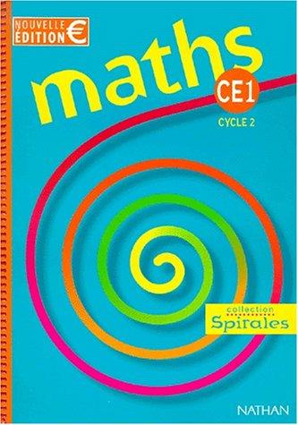 Spirales, CE1, élève