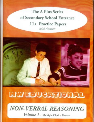 non-verbal-reasoning-secondary-school-entrance-11-practice-papers-multiple-choice-format-vol-1-a-plu
