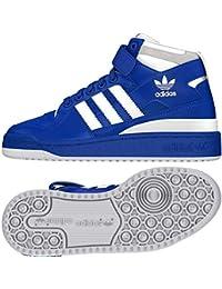 sports shoes 6e970 42d81 adidas Forum Mid J, Zapatillas de Deporte Unisex para Niños