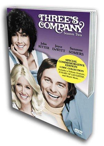 Click for larger image of Three's Company: Season 2 [DVD] [1981] [Region 1] [US Import] [NTSC]