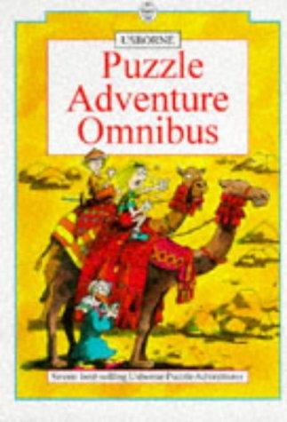 Puzzle Adventure Omnibus: No. 1-7 (Usborne Puzzle Adventures)