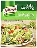 Knorr Salatkrönung Küchenkräuter, 5 Stück, 450ml