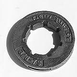 Gratis Versand von Qualität kleiner Kette Rad/Kupplungsscheibe für Zenoah Benzin Motorsäge G4500/5200/5800/6200Aftermarket Ersatz