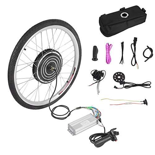 Funnyrunstore 500W 36V Bicicletas eléctricas E-Bike