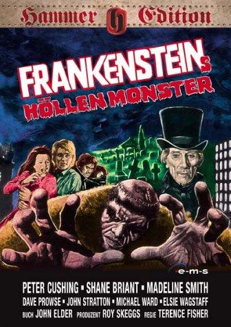 Frankensteins Höllenmonster (Hammer-Edition)