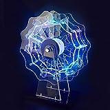 Great St. LED-Becherhalter Bunte Leuchtende Rotierende Ausstellungsstand Cocktail Glas Bar Wohnzimmer Lagerregal Riesenrad KTV Dekoration
